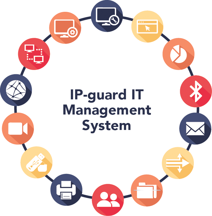 IP-guard IT Management System