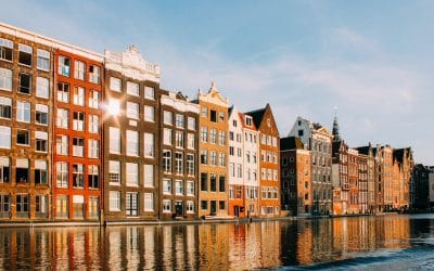 The city of Tilburg (NL) becomes smart and sustainable teaming with Libelium and Ericsson to develop an IoT environmental control platform