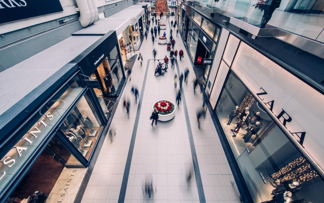 IoT to enhance customer experience in shopping centers