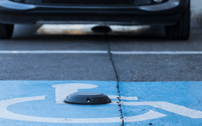 IoT technology to monitor parking for disabled citizens in the North of Spain