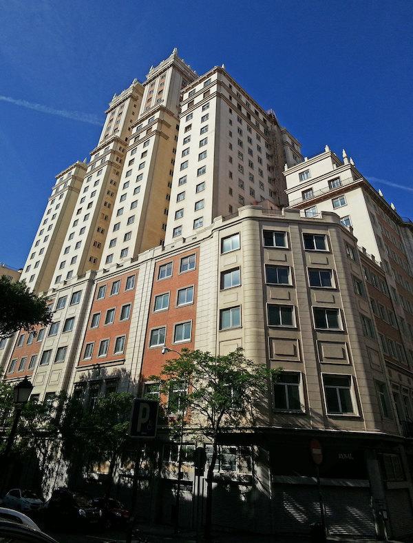 Hotel Plaza España Riu Madrid