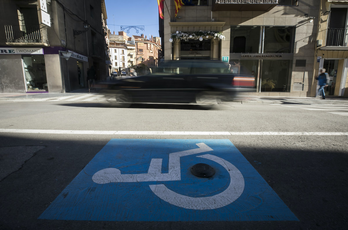 Smart Parking problem